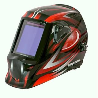 Automatik Helm P1000C mit Sichtfeld extrem