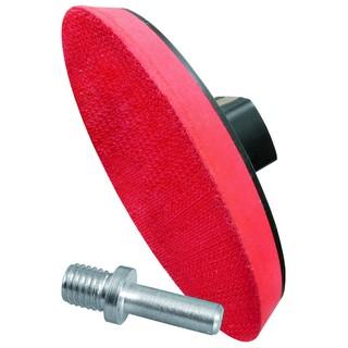Klettteller St�tzteller Polierteller 115 mm ged�mpft