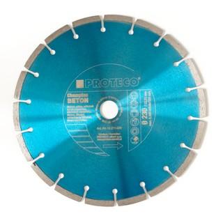 Diamant Trennscheibe 230 mm segmentiert Trockenschnitt