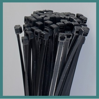 Profi Kabelbinder 200 300 400 500 schwarz UV stabil