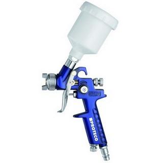HVLP Spotrepair Mini Lackierpistole Spritzpistole V2A Düse 0,8 mm Airbrush Pistole