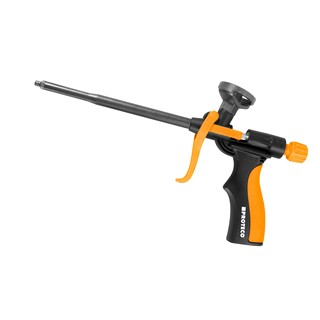 PU Schaumpistole Teflon beschichtet Bauschaumpistole Montagepistole