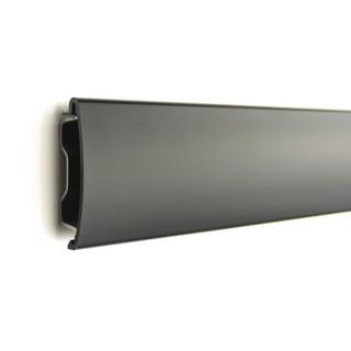 Systemschiene 820 mm schwarz